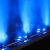 Blue LED and Fog
