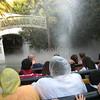 Riders Enter Fog