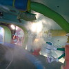 Car Wash in Dr. Seuss Ride Using Koolfog