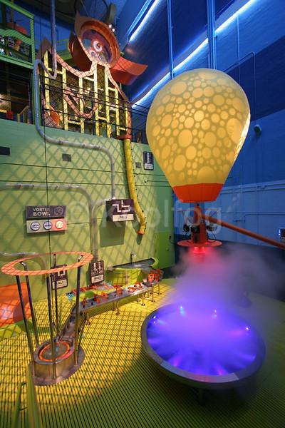 Quack Factory Fog Vortex