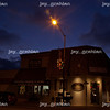 The street lighting in Arthur, Illinois. Updates by Tick Tock Energy. (Jay Grabiec)