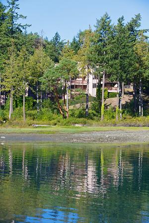Roche Harbor Resort 2010 Stock Images