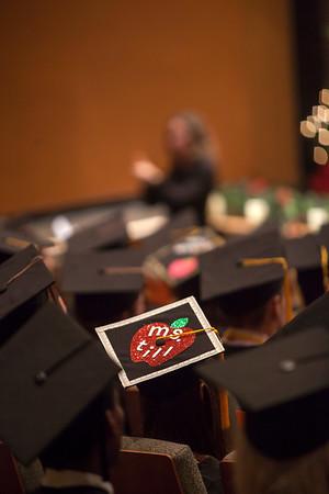 UD - Dec. Graduation