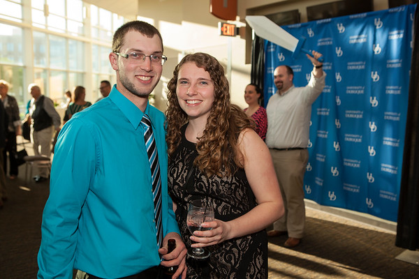 University of Dubuque - Senior Dinner