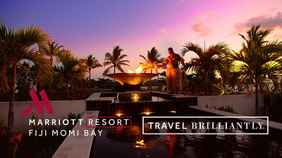 Marriott Resort Fiji Momi Bay Promotional Video