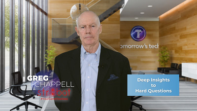 Aussie Icon Greg Chappell invests in Str8bat to bring the next innovation in sports |Tomorrow's Tech