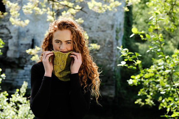 Knitwear campaign for Vibes & Scribes. Picture: Rory O'Toole