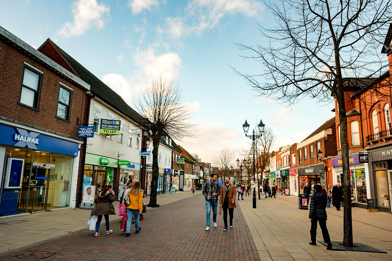 WHG Stock Images - Solihull