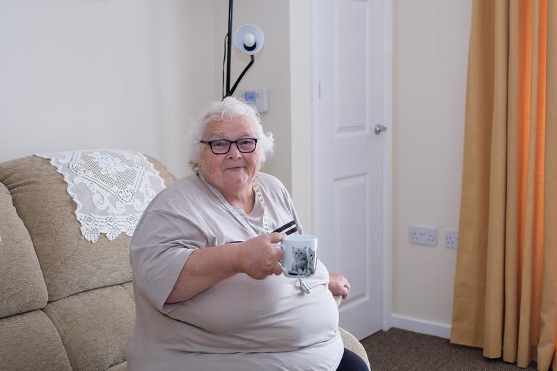 Picture of WHG customer Noleean Dyke