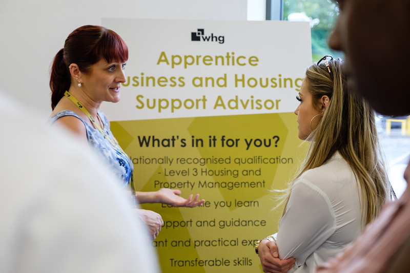 WHG Apprecticeships Open Evening