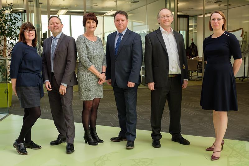 WHG Executive Team
