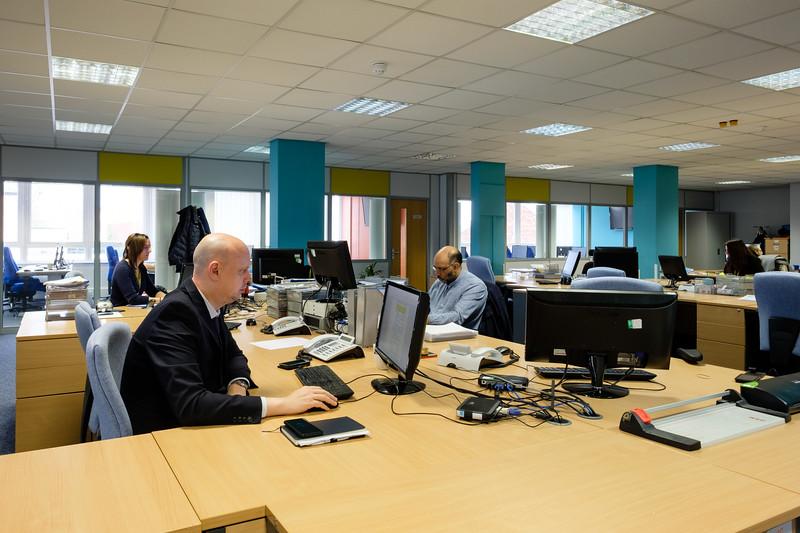 WHG Offices.