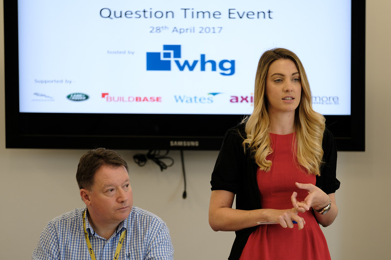 WHG Question Time event