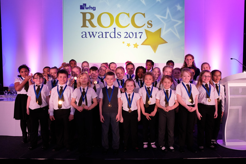 WHG ROCC'S Awards 2017