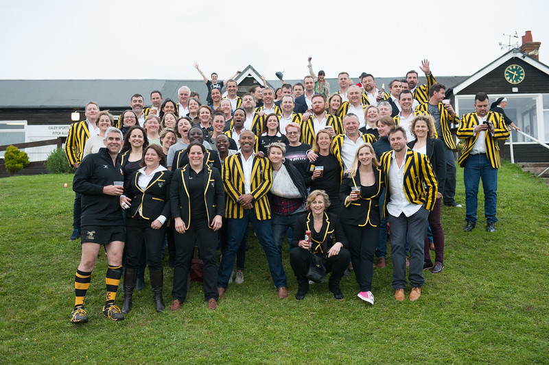 Wasps Legends Tour 2016 - Caldy