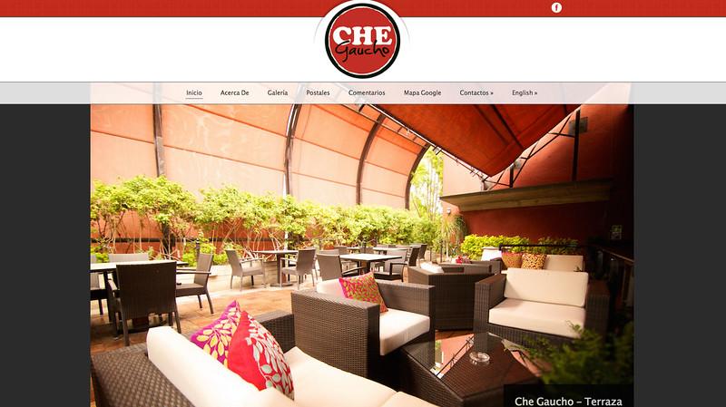 Restaurante Che Gaucho - Oaxaca, Mexico