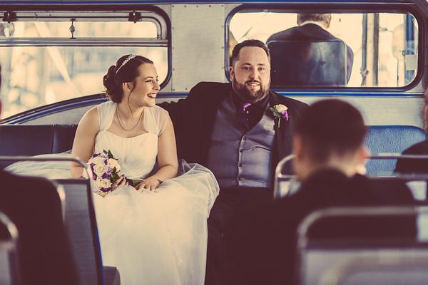 The wedding of Amy & Andrew