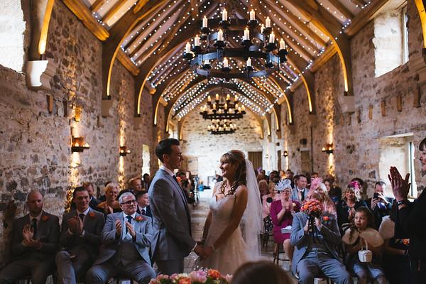The Wedding of Emma & Clark