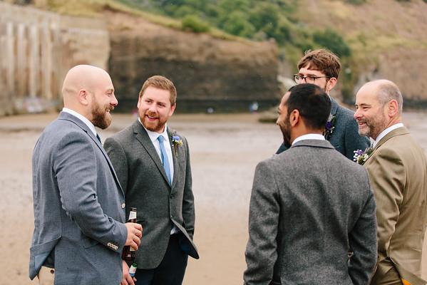The Wedding of Emma & Dave
