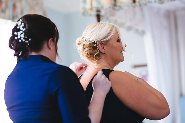 The wedding of Jess & Al