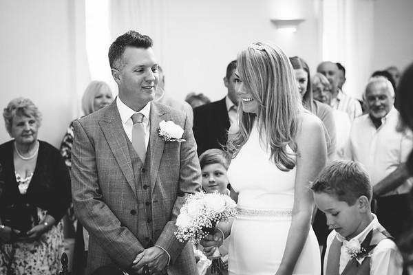 The Wedding of Katherine & Matt