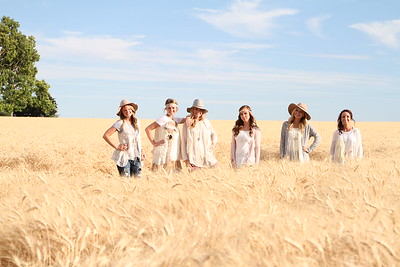 Wheat field session 2016