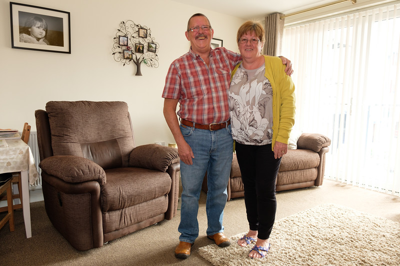 Mr and Mrs Reeves - Inside Housing Feature