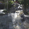 Jungle Theme Water Fog