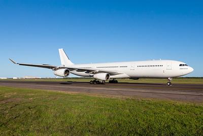 Hifly A340-300 - CS-TQY - BNE