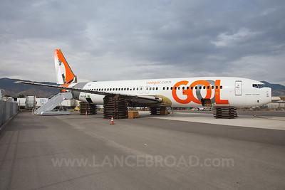 Gol 737-800 - PR-GIV - SBD