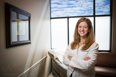 Nicole Nelson. Columbia Surgical Associates.  Photo by Kyle Spradley Photography