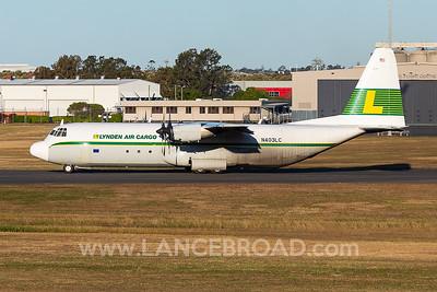 Lynden Cargo L-100-30 - N403LC - BNE