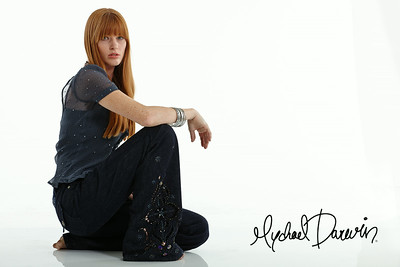 Mychael Darwin Jeans