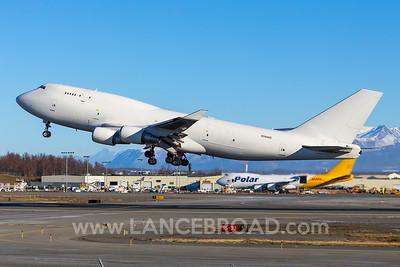 Western Global 747-400 - N344KD - ANC
