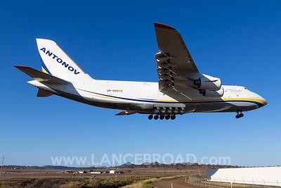 Antonov Airlines An-124-100 - UR-82073 - WTB