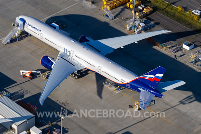 Aeroflot 777-300ER - VQ-BUQ - PAE