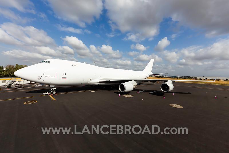 Atlas Air 747-400 - N407KZ - BNE