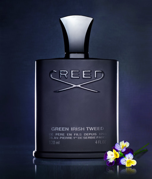 Green Irish Tweed by Creed