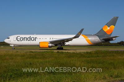 Condor 767-300ER - D-ABUO - BNE