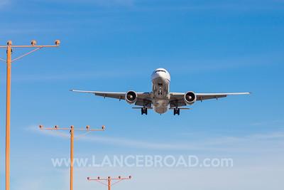 ANA 777-300ER - JA736A - LAX