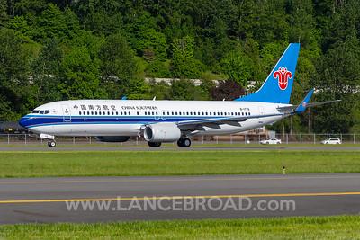 China Southern 737-800 - B-1776 - BFI