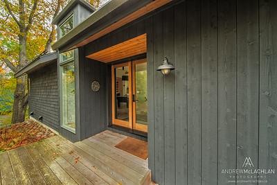 Custom Designed Cottage, Muskoka, Ontario, Canada