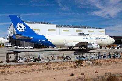 General Electric Aviation 747-100 - N747GE - VCV