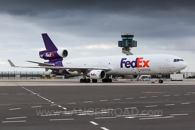 FedEx MD-11F - N608FE - SYD