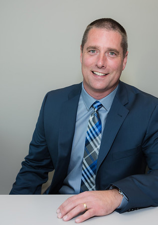Rochester businessman head shot
