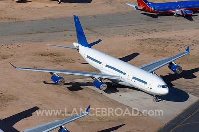 Aerolineas Argentinas A340-200 - LV-ZPO - VCV