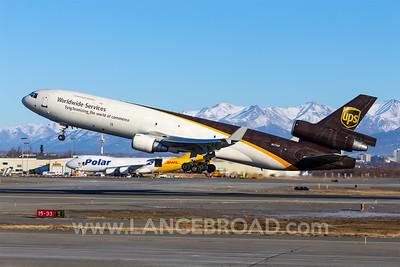 UPS MD-11F - N276UP - ANC