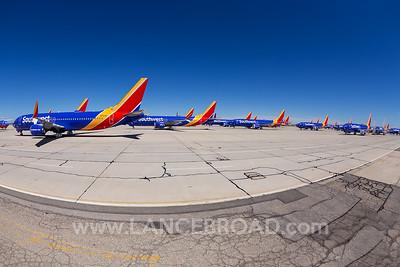 Southwest 737-8 MAX - N8704Q - VCV