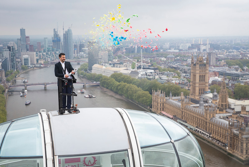 Sunny Jouhal, General Manager of the lastminute.com London Eye