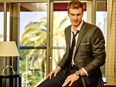 Tiago Splitter - NBA Basketball Athlete